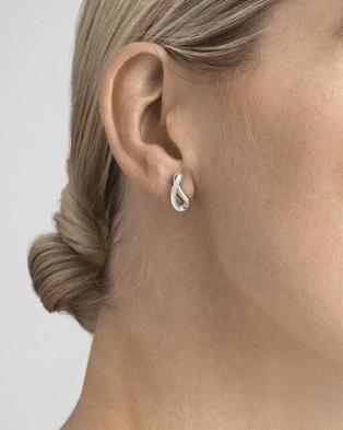 Georg Jensen Infinity Earrings - Jewellery (Silver)