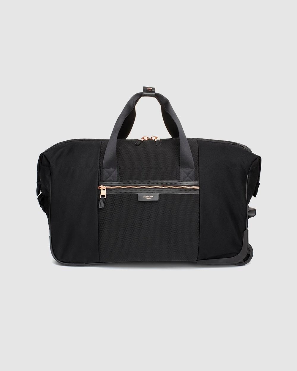 Storksak Cabin Carry On Scuba Bags Black Scuba Carry-On