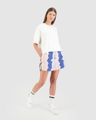 Huffer Transcend Leisure Shorts - Shorts (Multi)