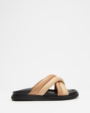 Alias Mae Pamela - Sandals (Natural Leather)