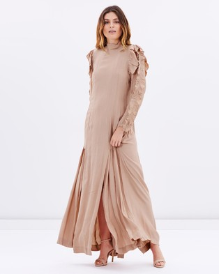 S/W/F – Karina Dress – Dresses (Soft Blush)