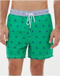 Malkin & Toad - Sorrento Regatta Men's Swim Shorts