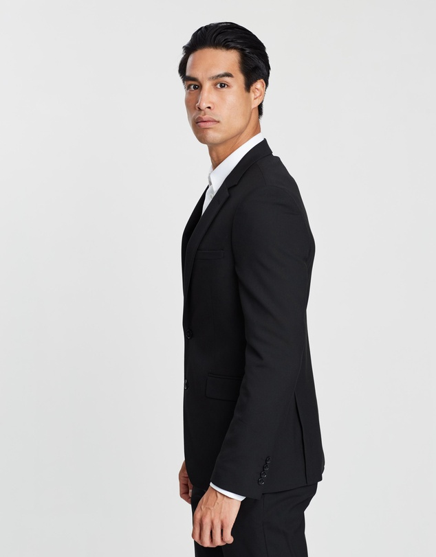 Burton Menswear - Essential Stretch Suit Jacket