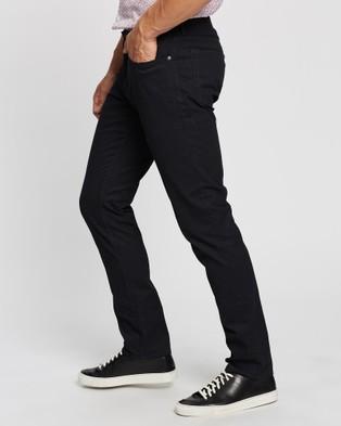Rodd & Gunn Oban Straight Jeans - Jeans (Midnight)