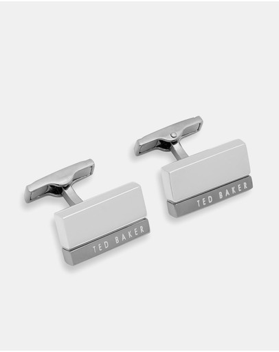 Ted Baker - Specta Bi-Plated Cufflinks