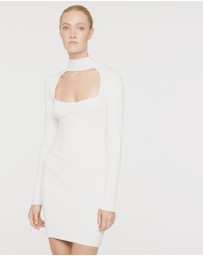 Manning Cartell - Virtual Dimensions Mini Knit Dress