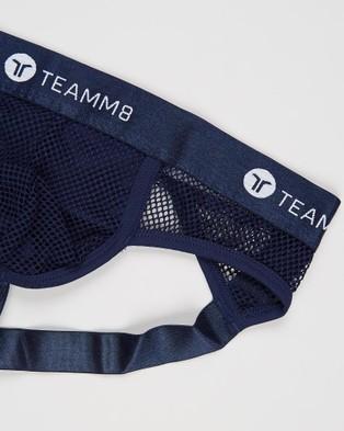 TEAMM8 Score Jock Strap 3 Pack - Briefs (Multi)