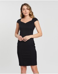 Forcast - Claren Piping Dress