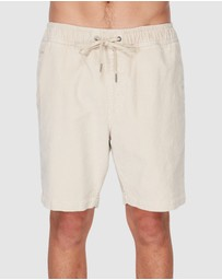 Billabong - Larry Layback Cord Shorts
