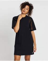 adidas Originals - Lace Tee Dress
