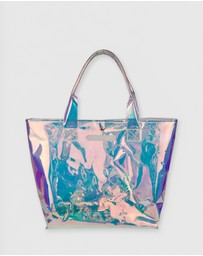 Sunnylife - Iridescent Market Bag