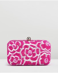 From St Xavier - Rose Box Clutch