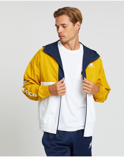 New Balance - Athletics Windbreaker
