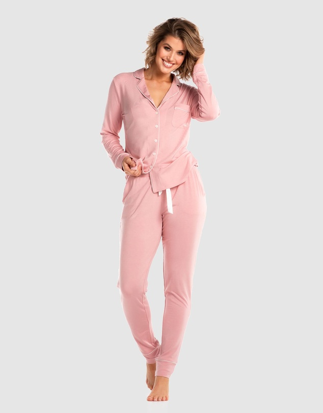 Deshabille Sleepwear  - The Manor PJ Set