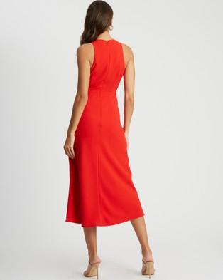 Tussah Freya Maxi Dress - Dresses (Red)