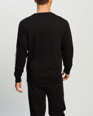 Diesel Willy Sweater - Sweats (Black)