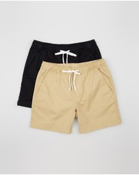 Staple Superior - Slater Shorts 2-Pack