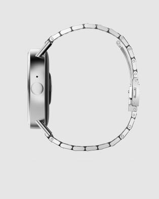 Misfit Vapor 2 Display Smartwatch MIS7102 - Smart Watches (Silver-Tone)
