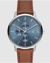 Armani Exchange - Brown Analogue Watch
