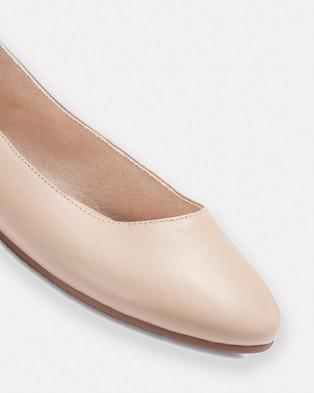 Sandler Gaze - Ballet Flats (NUDE)