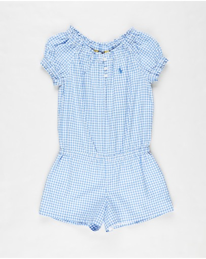 adidas objective for teachers salary list 2016 - Gingham Romper - Kids