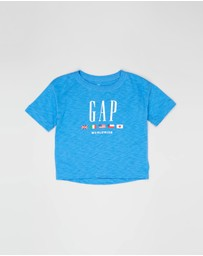 GapKids - Worldwide Tee - Teens