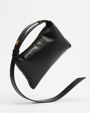 Simon Miller - Mini Puffin Handbag - Handbags (Black) Mini Puffin Handbag
