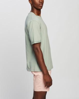 Justin Cassin Brooklyn T Shirt - T-Shirts & Singlets (Green)