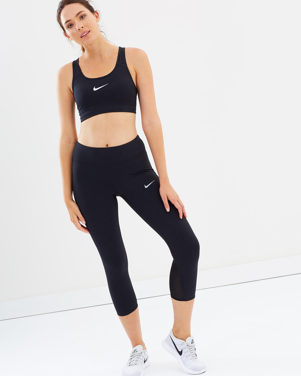21bcfb131c0665 Epic Lux Crop Tights by Nike Online | THE ICONIC | Australia
