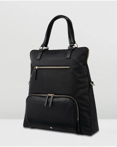 Samsonite Encompass Convertible Tote Backpack Black
