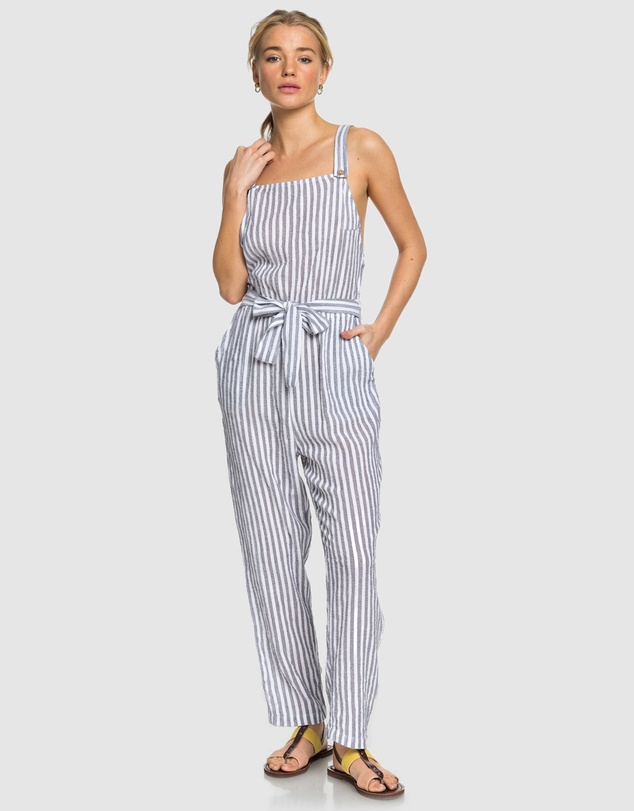 Vintage Overalls 1910s -1950s History & Shop Overalls Womens Another You Strappy Jumpsuit AUD 109.99 AT vintagedancer.com