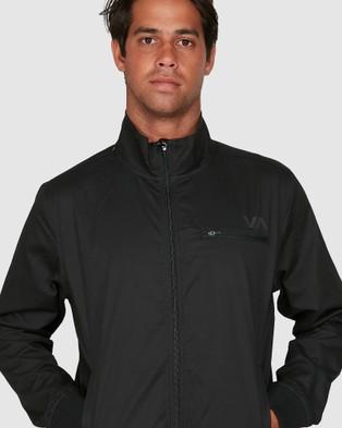 RVCA Spectrum Jacket - Coats & Jackets (BLACK)