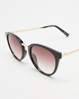 MINKPINK Hiatus - Sunglasses (Black)