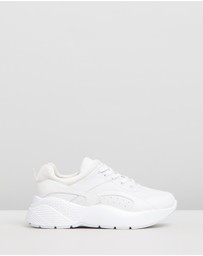 Atmos&Here - Romy Leather Sneakers