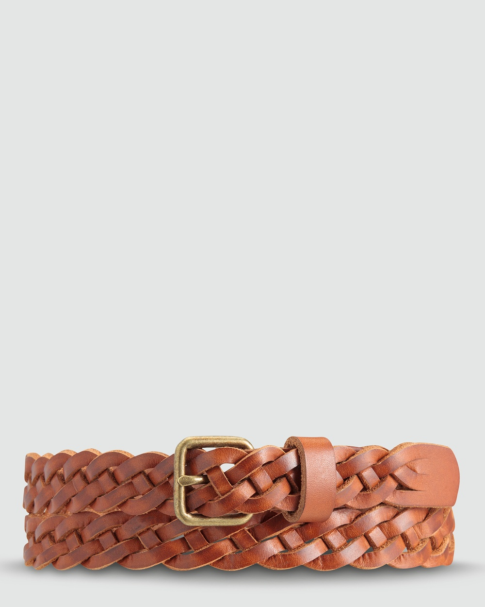Status Anxiety All We Have Belt Belts Tan