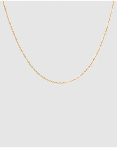 Molten Store The Gold Whisper Necklace