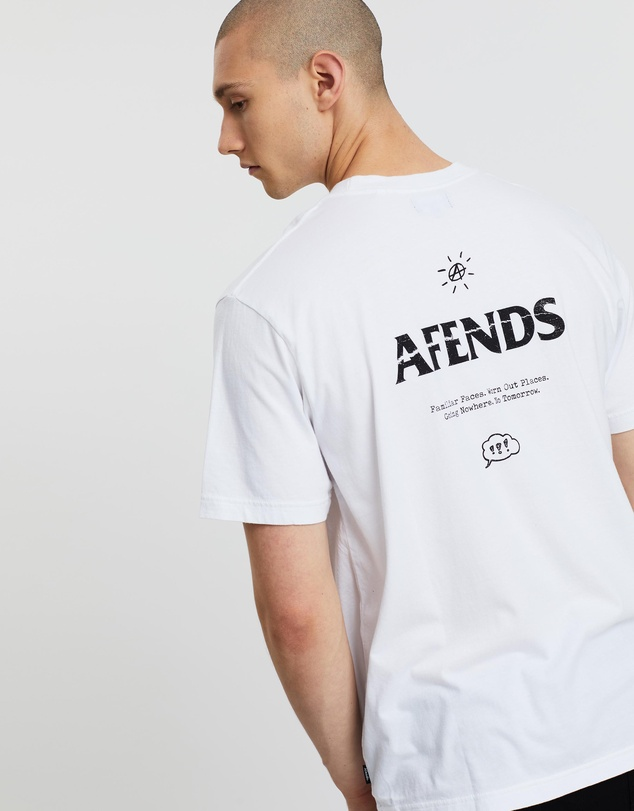 Afends - No Tomorrow Retro Fit Tee