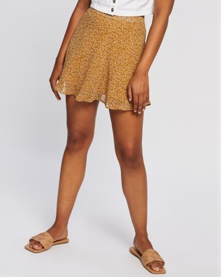 All About Eve Lola Mini Skirt Skirts PRINT