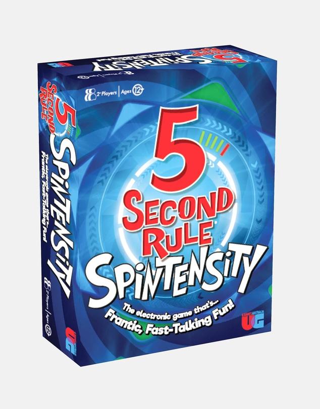 Kids 5 Second Rule Spintensity
