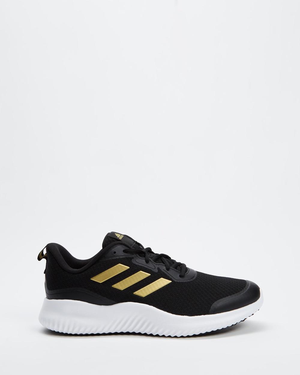 adidas Performance Alphabounce TD Men's Shoes Core Black, Metallic Gold & Cloud White