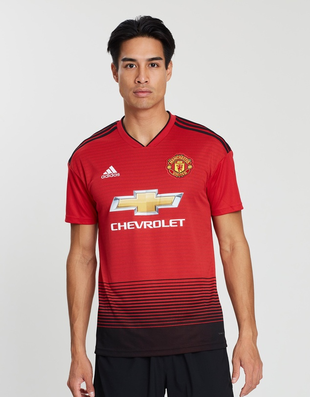 new product c0531 3077f Manchester United FC Home Jersey