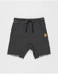 Rock Your Kid - Stripe Shorts - Kids