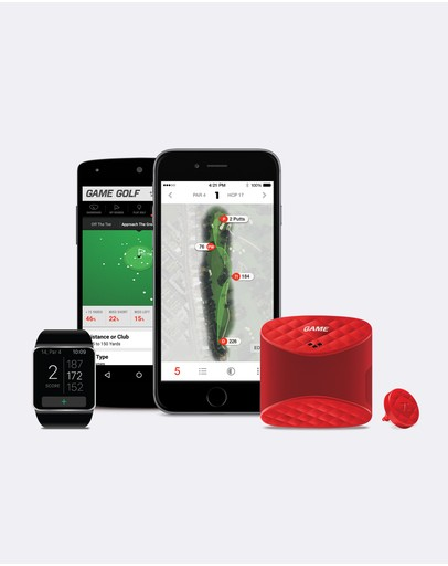 Game Golf Live - Game Golf Live GPS Shot Tracking Wearable Device
