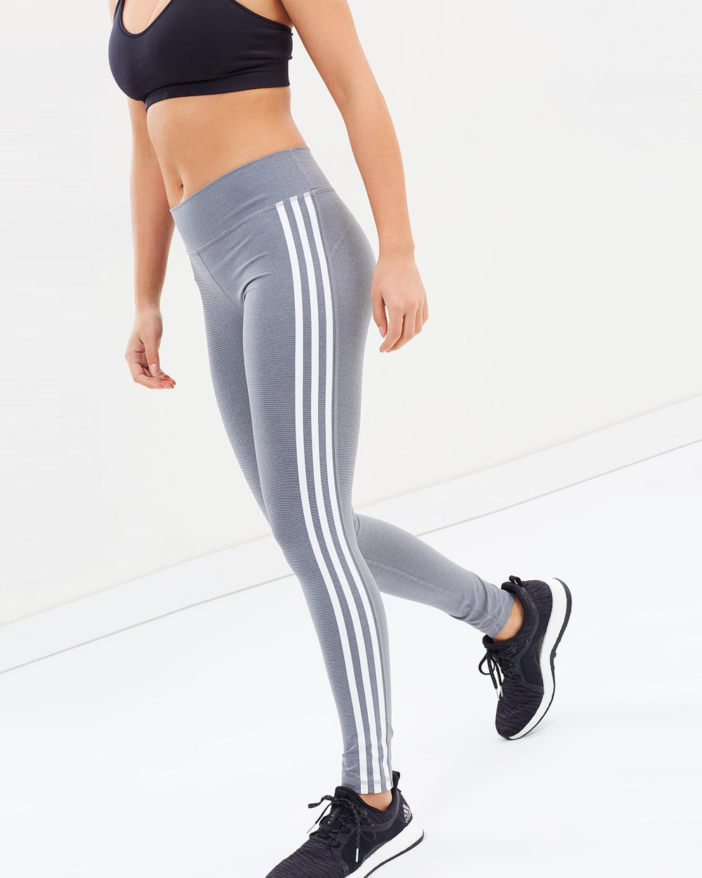 2f79cdbd4b703a Believe This 3-Stripes Tights by adidas Performance Online | THE ICONIC |  Australia