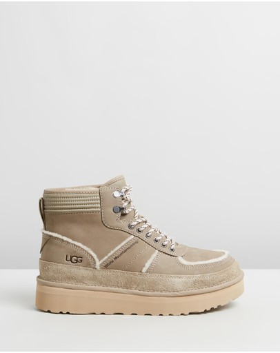 White Mountaineering - White Mountaineering x UGG Snow Boots