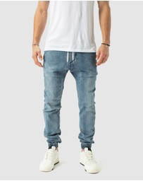 Zanerobe - Sureshot Denim Joggers