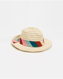 Cotton On Kids - Floppy Scarf Hat - Kids