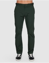 Billabong - Carter Stretch Chino Pants
