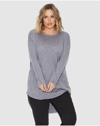 17 Sundays - Slub Knit Top