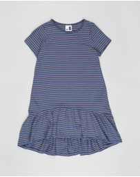 Cotton On Kids - Joss Short Sleeve Dress - Kids-Teens